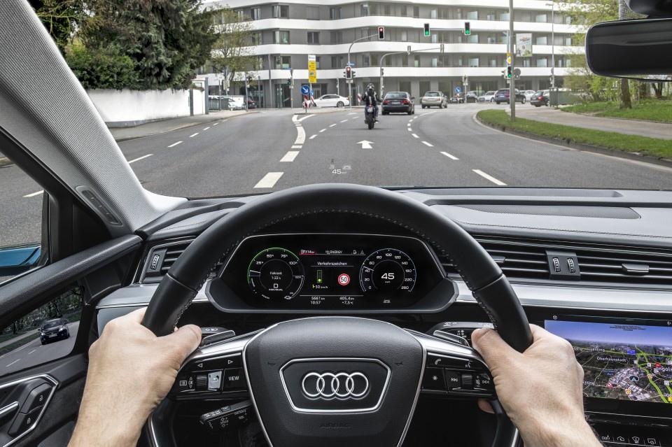 Volante de Audi